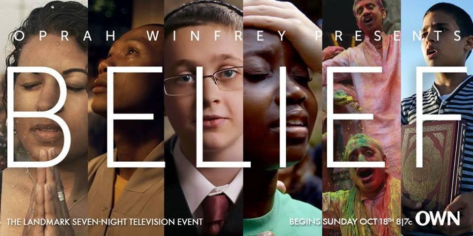 BELIEF - Oprah Winfrey's programe