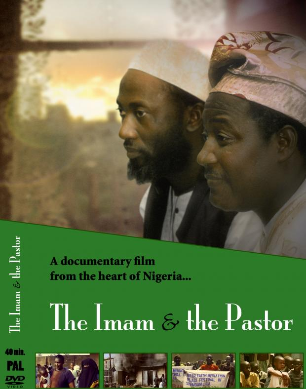 The Imam and the Pastor front cover