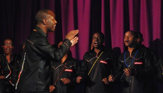 The Nairobi Chamber Chorus
