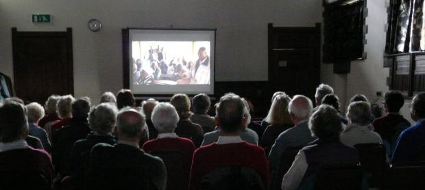 An African Answer screened in Cumbria