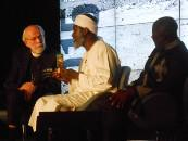 Imam Muhammad Ashafa and Pastor James Wuye in conversation with Rev Mark Hanson