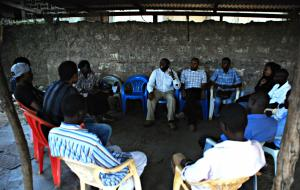 Meeting of the MIKA initiative in Mtwapa, Kenya