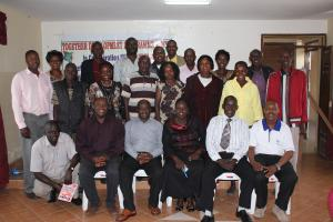 Community leaders in Baringo