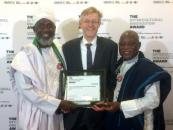 The Imam and the Pastor film, produced by IofC's 'For the Love of Tomorrow Films', is being used to foster peace and reconciliation in the Central African Republic.