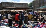 Trade is thriving between the Kikuyu and Kalenjin communities in the re-integrated market of Burnt Forest